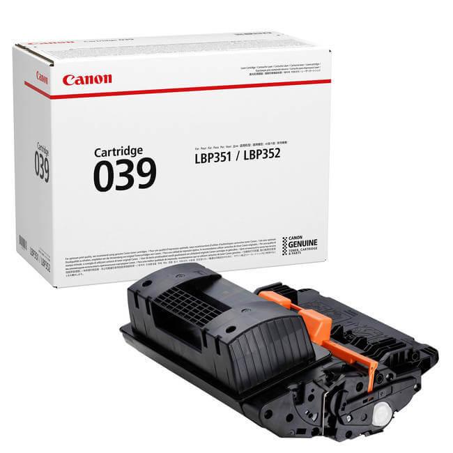 Hộp mực sử dụng cho máy in Canon ImageCLASS LBP352X